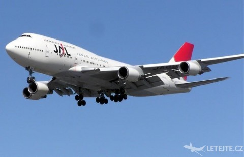 JAL Boeing 747–400, autor: Adrian Pingstone